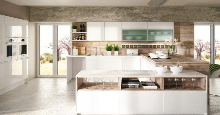 Moderné štýly kuchyne