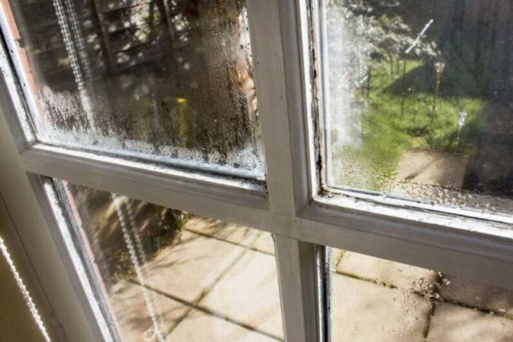 Odvlhčenie zle vetraných priestorov v dome