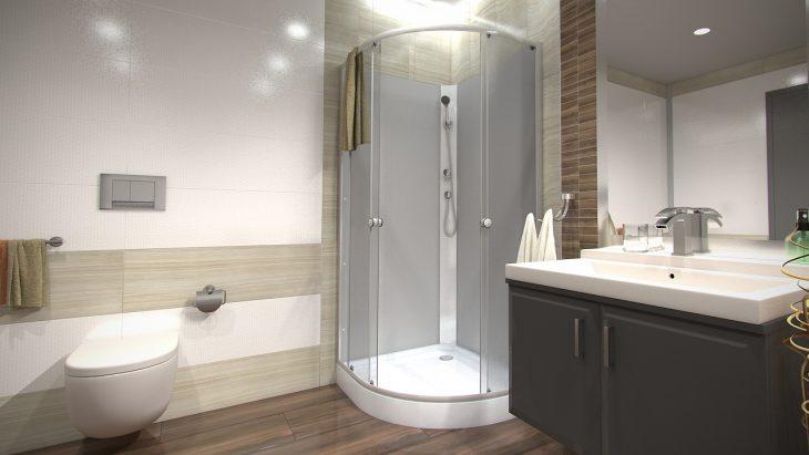 Sprchovanie môže byť relaxačným zážitkom