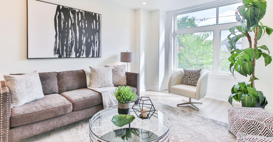 Zariaďte si obývačku jednoducho a zároveň štýlovo